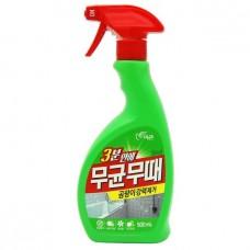 Pigeon Чистящее средство для ванной комнаты Bisol, с ароматом трав, 900 мл