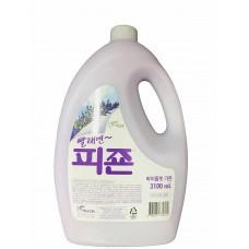 Pigeon Концентрированный кондиционер для белья Прохладный сад, 3.1 л