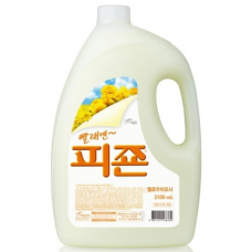 Pigeon Концентрированный кондиционер для белья Yellow Mimosa, 3.5 л