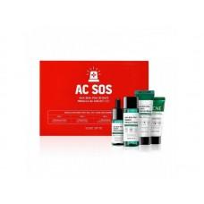 Some By Mi Набор миниатюр с кислотами для проблемной кожи AC SOS AHA-BHA-PHA 30 Days Miracle AC SOS Kit