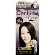 Welcos Крем-краска для волос на основе чернил кальмара Confume Squid Ink Hair Co..