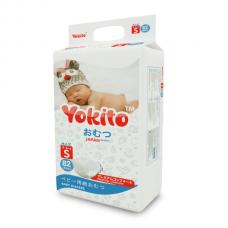 Yokito подгузники размер S (3-6 кг) 64 шт
