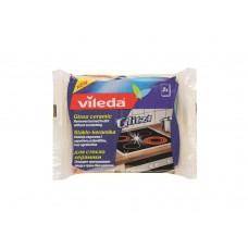 Vileda, губка для стеклокерамики, 2 шт