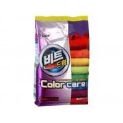 CJ Lion Стиральный порошок Beat Drum Color для цветного белья, мягкая упаковка, ..