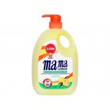 Mama Lemon, Концентрированное средство для мытья посуды Лимон, 1 л