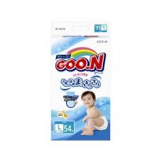 GooN подгузники L (9-14 кг) 54 шт