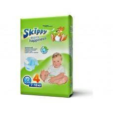 Skippy More Happiness подгузники для детей, размер L (7-18 кг) 72 шт