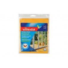 Vileda, салфетка для мытья окон