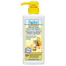 BabyLine, натуральное детское моющее средство для посуды, овощей и фруктов, 600 мл
