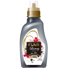 Daiichi FUNS Luxury кондиционер для белья с ароматом грейпфрута и черной смородины, 680 мл