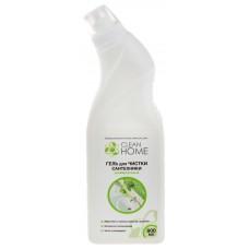 Clean Home Гель для чистки сантехники, 800 мл