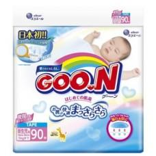 GooN подгузники NB (до 5 кг) 90 шт