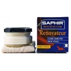 Saphir Бальзам RENOVATEUR для кожаных изделий, 50 мл (стекло)