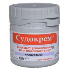 Судокрем крем для детей, 60 гр