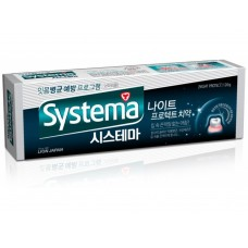 CJ Lion зубная паста Systema ночная защита 120 гр