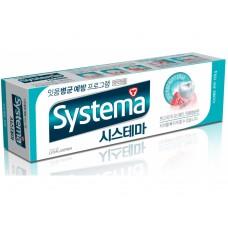CJ Lion зубная паста Systema с ароматом ледяной мяты, 120 гр