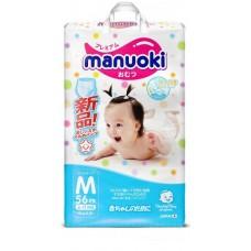 Manuoki, подгузники-трусики, размер XL (12+ кг) 38 шт