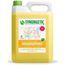 Synergetic Кондиционер для белья Цветочная фантазия, 5 л