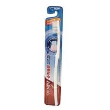 CJ Lion зубная щетка  Dr.Sedoc Сrystal супертонкая средняя жесткость 1 шт