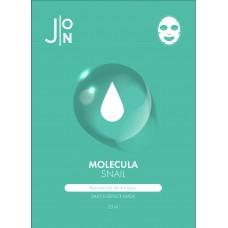 J:ON Тканевая маска для лица Улиточный муцин, 1 шт
