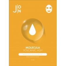 J:ON Тканевая маска для лица Вулканический пепел, 1 шт