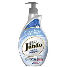 Jundo White Концентрированный гель для стирки белого белья, 1 л