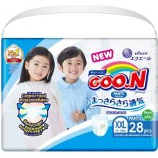 GooN, трусики универсальные ХХL (13-25 кг) 28 шт