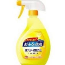 Daiichi OFURO спрей пеномоющий для чистки ванной комнаты, с ароматом апельсина и мяты, 380 мл