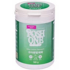 Posh One Ecobaby Delicate Стиральный порошок для детской одежды и деликатных тканей, 500 г