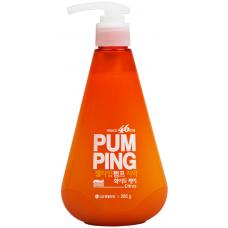 Perioe Whitening Pumping Зубная паста отбеливающая, 285 г