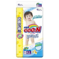 GooN подгузники Ultra Jumbo Pack XL (12-20 кг) 52 шт
