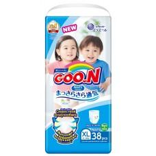 GooN, трусики универсальные BIG (12-20 кг) 38 шт