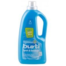 Burti, Sport & Outdoor, средство для стирки спортивной одежды и обуви, 1.3 л