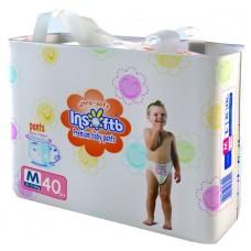 Insoftb трусики Premium Ultra-soft, размер M (6-11 кг) 40 шт