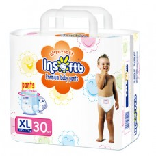 Insoftb трусики Premium Ultra-soft, размер XL (12-17 кг) 30 шт