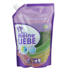 Meine Liebe гель для стирки цветных тканей концентрат Луговые цветы, запаска, 750 мл