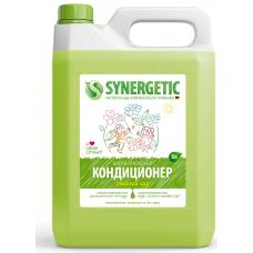 Synergetic Кондиционер для белья Райский сад, 5 л