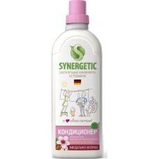 Synergetic Кондиционер для белья миндальное молочко, 1 л