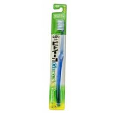 Lion Between зубная щетка с прозрачной ручкой, средняя жесткость, 1 шт