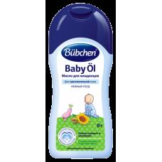 Bubchen Масло для младенцев, 200 мл