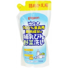Pigeon, средство для мытья детской посуды и овощей, сменный блок, 700 мл