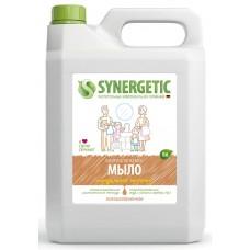 Synergetic Мыло жидкое Миндальное молочко, 5 л