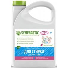 Synergetic Гель для стирки детского белья, 2,75 л