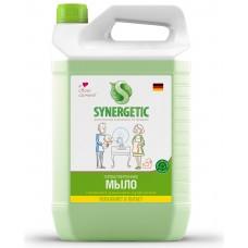 Synergetic Мыло жидкое биоразлагаемое Луговые травы, 5 л