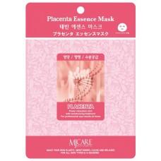 MJ Care Маска для лица с эссенцией Плаценты, 1 шт