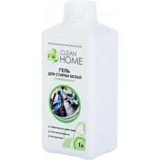 Clean Home Гель для стирки белья универсальный, 1 л