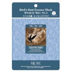 MJ Care Маска для лица с экстрактом Ласточкиного гнезда, 1 шт