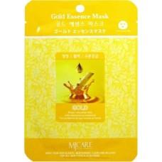 MJ Care Маска для лица с Коллоидным золотом, 1 шт
