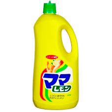 Lion, Средство для мытья посуды Mama Lemon , флакон, 2150 мл
