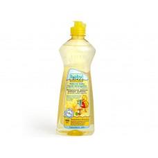 BabyLine, натуральное детское моющее средство для посуды, овощей и фруктов, 500 мл